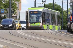 Linia tramwajowa w Olsztynie wytnie ponad tysiąc drzew