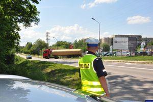 Lubawa, Rodzone w bilansie policyjnym minionego weekendu
