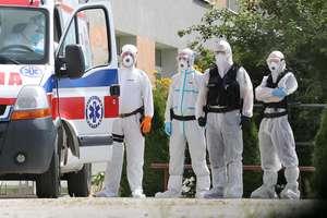 Na Warmii i Mazurach zmarły kolejne osoby zakażone koronawirusem