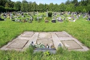 Olsztyńskie ossuarium czeka na lepsze czasy [ZDJĘCIA]