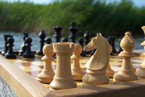 Piątkowe zadanie szachowe