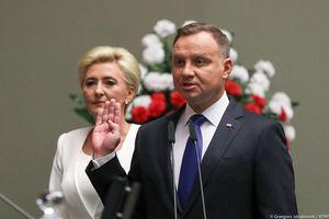 Andrzej Duda złożył przysięgę i rozpoczął drugą kadencję prezydencką [VIDEO]