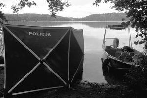 Tragiczny finał poszukiwań 28-latka, który wypadł z łódki