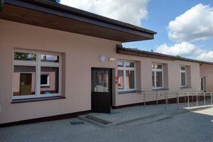 Inwestycja oświatowa w  Zespole Szkół w Lubawie właśnie dobiegła końca