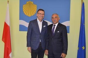 Bliżej konsulatu Białorusi w Olsztynie