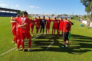 Trener Tarnowski: Meczu z Sokołem nie powinniśmy przegrać. Stało się inaczej...