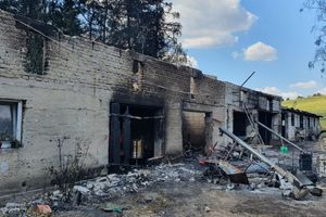 Po żniwach przyszedł pożar, ich gospodarstwo przestało istnieć... Pogorzelcy potrzebują pomocy