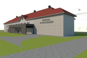 Jest projekt rozbudowy szpitala. Powstanie nowe skrzydło