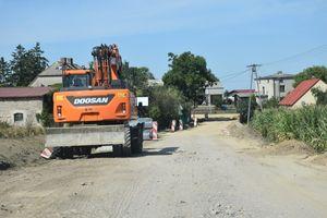Rozpoczęły się prace ziemne w Trzcinie