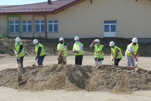 Rozbudowa Centrum Edukacyjno-Rehabilitacyjno-Zawodowego w Biskupcu