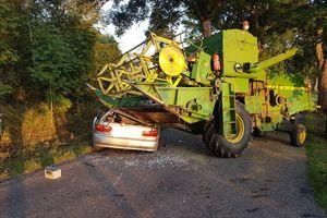 W czasie weekendu 18 kolizji i jeden wypadek drogowy