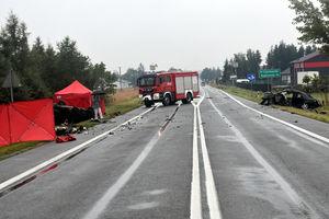 Pod Płońskiem zginął kierowca z naszego regionu