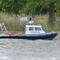 Pijany 45-latek pływał skuterem po Jezioraku. Był poszukiwany przez policję