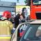 Groźny wypadek na ul. Lubawskiej. Zderzyły się trzy pojazdy [FOTO + WIDEO] AKTUALIZACJA