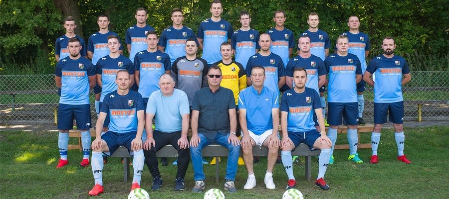 Zamek Szymbark (na zdjęciu) w niedzielę zagra na swoim terenie z LZS Fijewo, początek meczu o godzinie 17.00