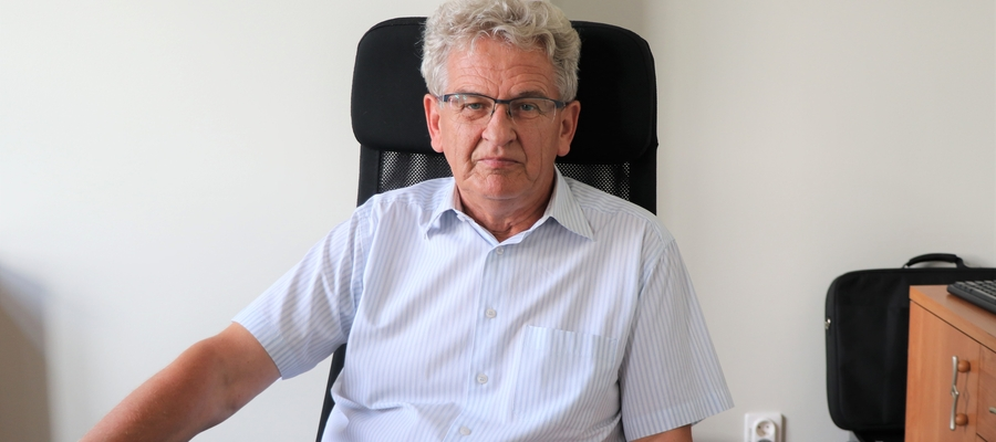 Czesław Radzicki przez 25 lat był dyrektorem Suskiego Ośrodka Kultury