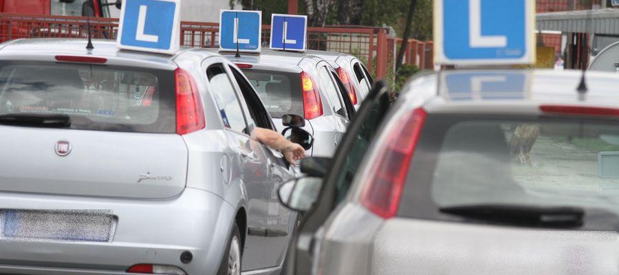 Gdzie w Olsztynie najczęściej oblewamy egzamin na prawo jazdy? TOP 5 takich miejsc