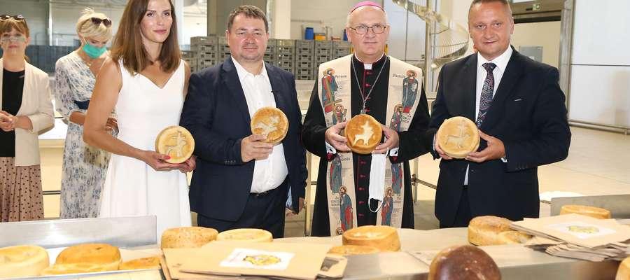 Otwarcie nowego zakładu Piekarni Tyrolskiej w Barczewie