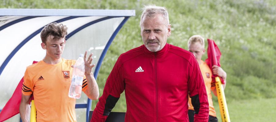 Adam Boros przestał być trenerem III-ligowej Concordii Elbląg.