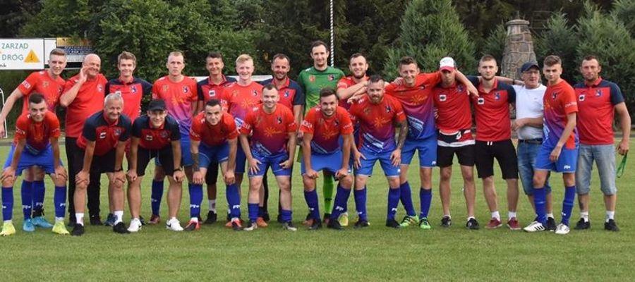 Płomień Turznica w sobotę o godz. 16 zacznie sezon meczem z GKS Stawiguda