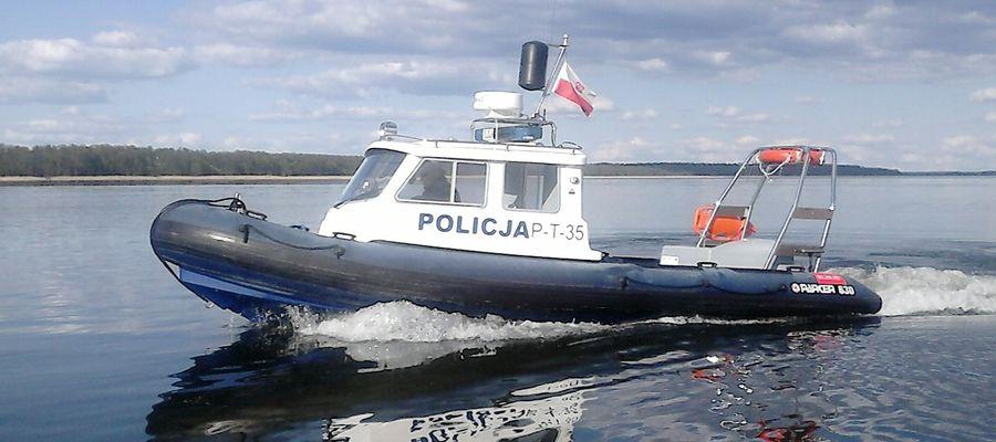 Łódź policyjna
