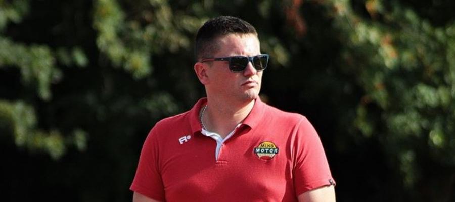 Krzysztof Malinowski, trener Motoru Lubawa