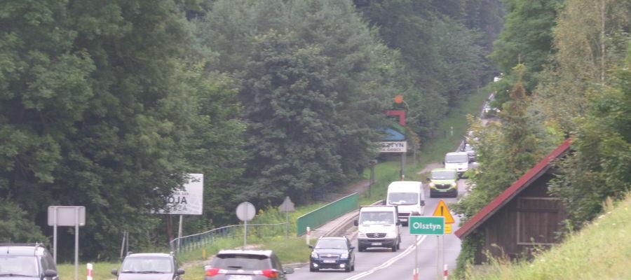 Budowa północnej obwodnicy Olsztyna obejmie teżprzebudowę drogi 51 przez Las Miejski