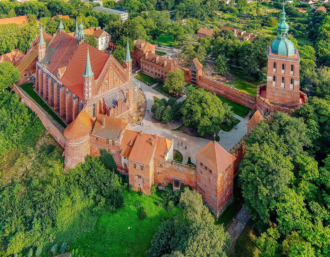 Zespół katedralny we Fromborku