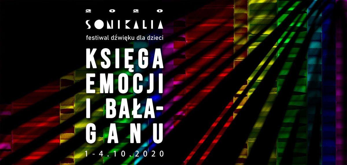 Sonikalia - Festiwal Dźwięku dla Dzieci - full image