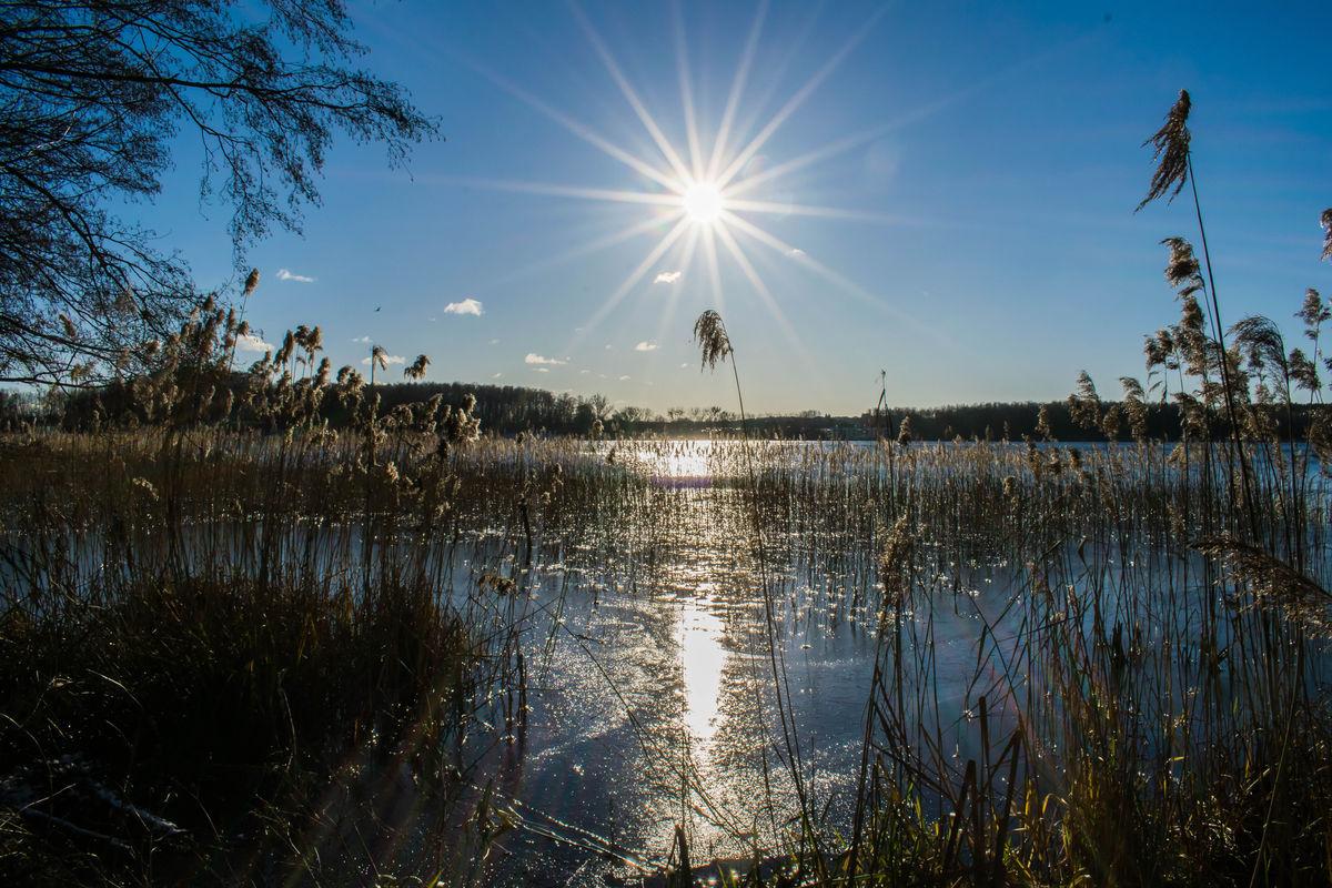 Olsztyn: jezioro Ukiel