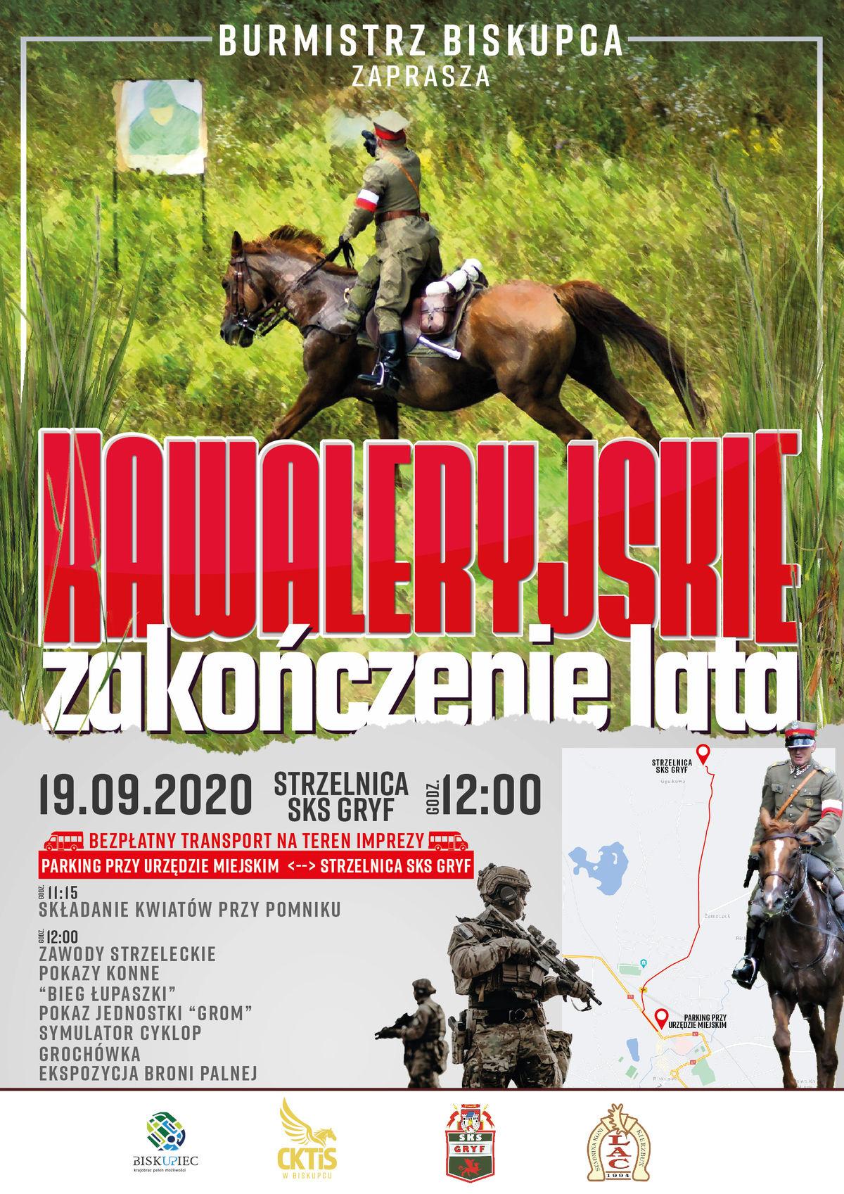 V Rajd Konny Łupaszki w Stadninie Koni wKierzbuniu - full image