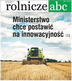Rolnicze ABC - lipiec 2020