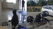 Jeden z podejrzanych zginął w wypadku