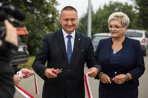 "Klebarska ""obwodnica"" oficjalnie otwarta"