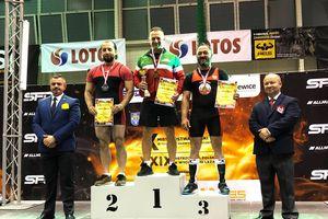Bartoszyczanin mistrzem Polski w trójboju siłowym klasycznym.
