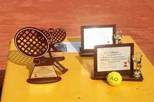 """Na """"Skandzie"""" rozegrano turnieje tenisowe"""