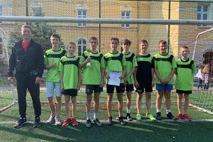 SP 4 wygrała powiatowy turniej piłkarski. Do rejonu awansowało jeszcze Górowo Iławeckie