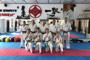Oleccy karatecy szykują formę przed sezonem startowym