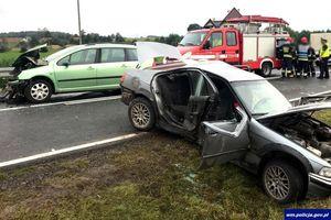 9 wypadków drogowych, 2 osoby zginęły. Podsumowanie pierwszego weekendu września na drogach Warmii i Mazur