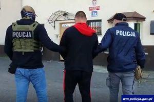Podejrzani o zabójstwo i rozbój po dwóch latach zostali zatrzymani