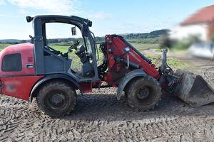 Prokuratura zajmie się sprawą 4-latka za kierownicą maszyny rolniczej