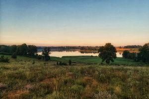 Wymień zdjęcie na prenumeratę: Poranek nad jeziorem Bartąg