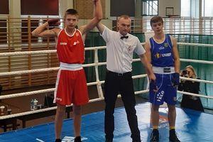 W kategorii wagowej 70 kg pierwsze miejsce zajął Maciej Domasiewicz