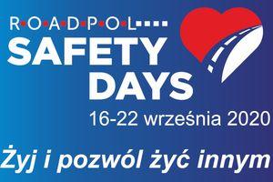Dni bezpieczeństwa ruchu drogowego pod nazwą Road Safety Days w powiecie nowomiejskim