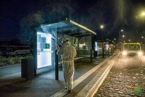 Przystanki w Olsztynie do dezynfekcji