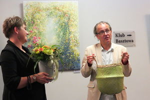 Wystawa obrazów Mariusza Kałdowskiego już otwarta