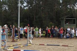 Podczas zawodów skokowych w Napiwodzie pobity został rekord Polski