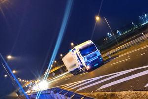 Zderzenie dwóch ciężarówek pod Olsztynkiem [AKTUALIZACJA]