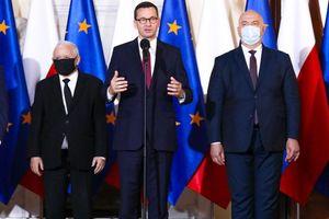 Rekonstrukcja rządu. Premier Mateusz Morawiecki przedstawił nowy skład Rady Ministrów [LIVE]