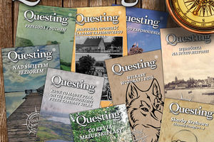 Questy pomogą poznać region i jego historię